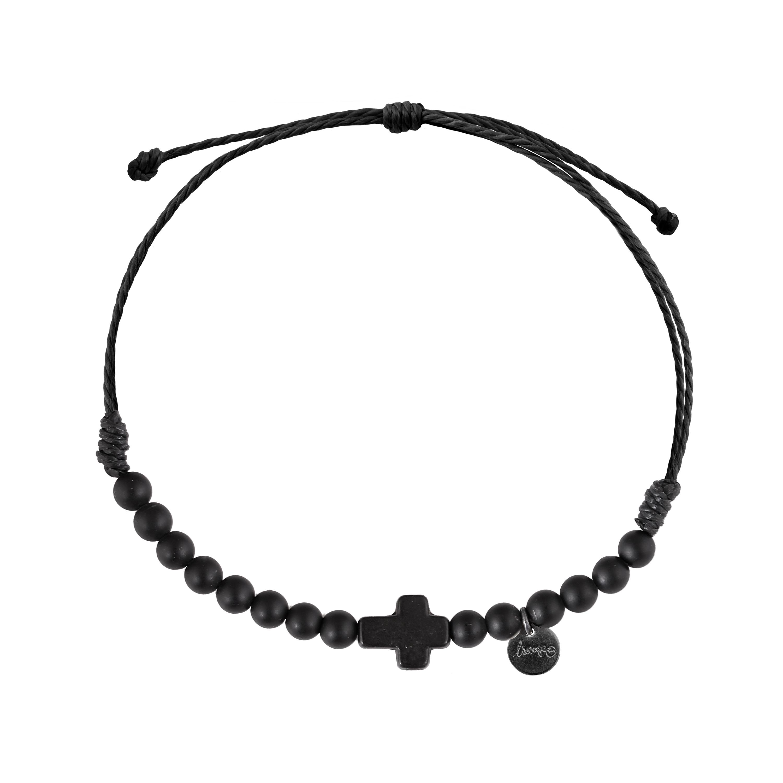 bracelet croix homme lsonge bijoux