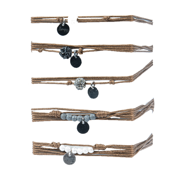 bracelet cordon lsonge bijoux