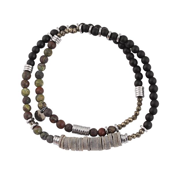 bracelet homme lsonge bijoux double tour