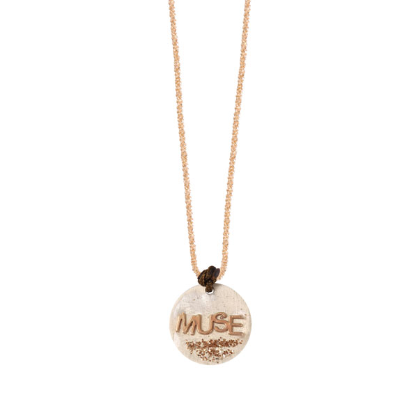 collier médaille lsonge bijoux