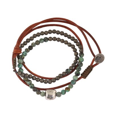bracelet homme pierres naturelles