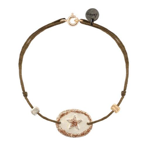 bracelet cordon créatrice française