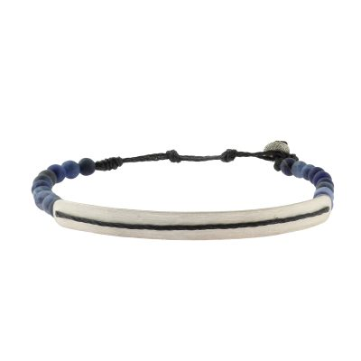 bracelet perle naturelle homme