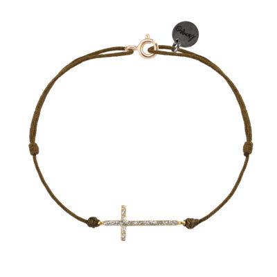 bracelet femme cordon réglable