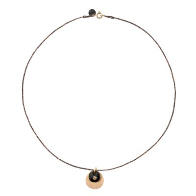 bijoux créateur médaillon