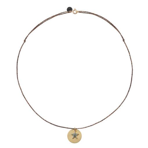 bijoux créateur pendentif étoile