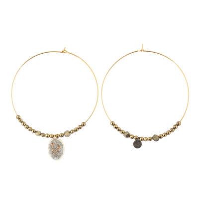 créoles bijoux créateur