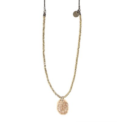 collier sautoir pierre semi précieuse