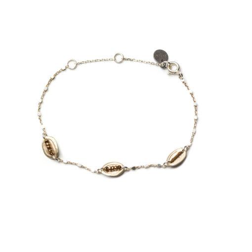 bracelet femme scarabée