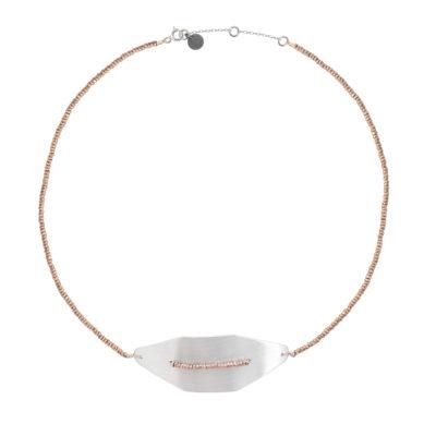 bracelet femme double tour argent