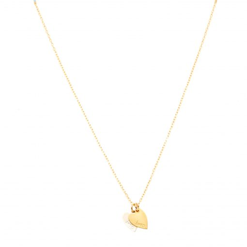 Collier codeur duo XS