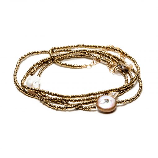 sautoir bracelet