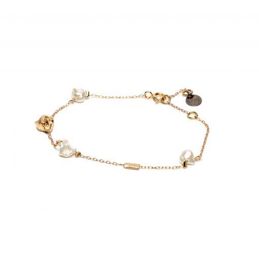 bracelet sur chaine