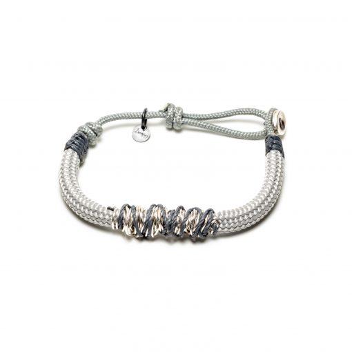 Bracelet cordage homme