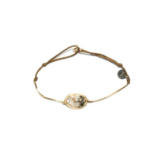 Bracelet chaine cordon Lakota