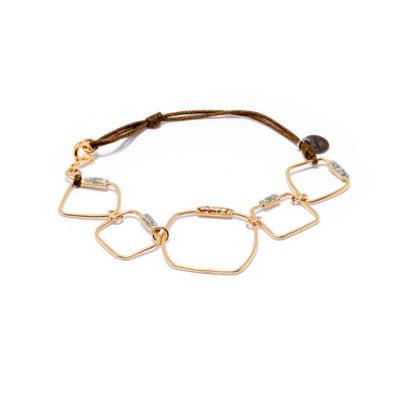 Bracelet multiple callisté