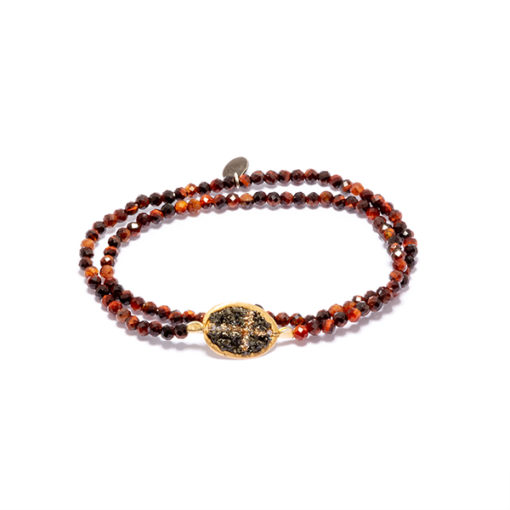 Bracelet Lakstone Croix